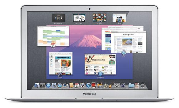 Mac OS X 10.7 Lionでは、250以上の新機能が追加されている。