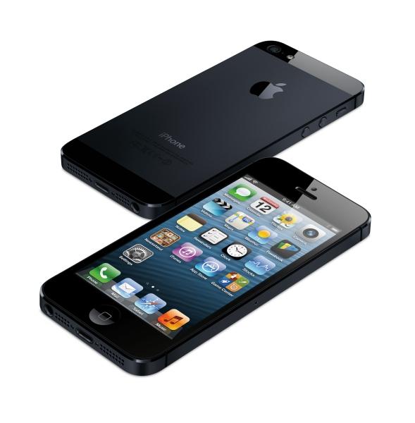 iPhone 5が発売