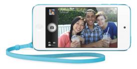 4インチのRetinaディスプレイを搭載したiPod touchが発売