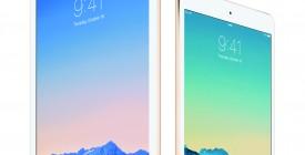 iPad Air 2とiPad mini 3が発表